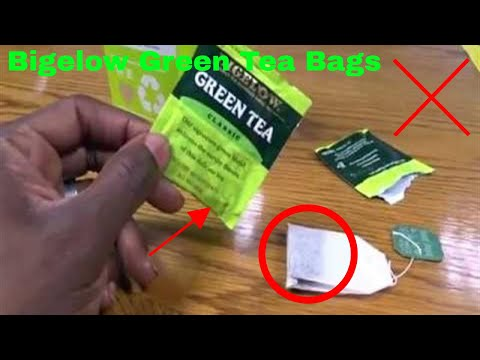 ✅  How To Use Bigelow Green Tea Bags Review