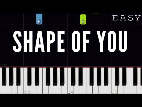 ed-sheeran---shape-of-you-|-easy-piano-tutorial