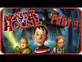 Monster House Walkthrough Part 9 (PS2, Gamecube) Game Movie Chapter 7