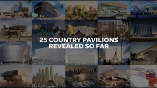 Expo 2020 Dubai | 25 Country Pavilions Revealed