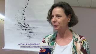 Yvelines | Guyancourt : Le noir et blanc de Nathalie Houdebine et Patricia Houin