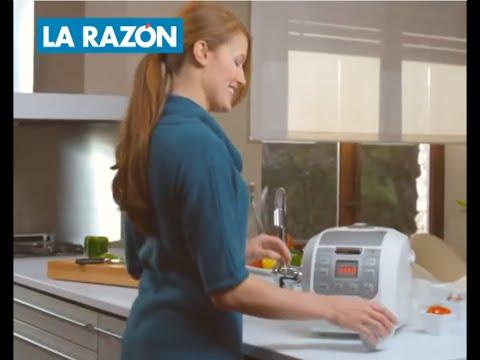 Cocina gourmet doovi for Robot de cocina la razon