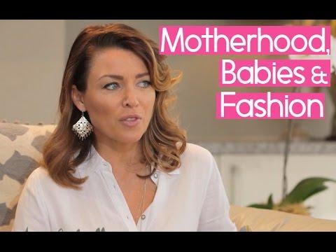 Dannii Minogue Spills On Motherhood, Babies & Fashion