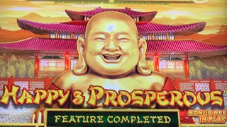 ***HAPPY & PROSPEROUS*** New Slot BONUSES and HOLD & SPIN Session