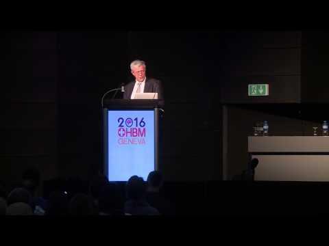 2016 OHBM Glass Brain Award Winner Karl Friston