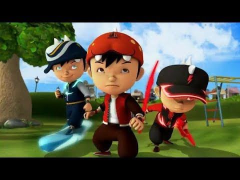 BoboiBoy  The Return of BoBoiBoy! Season 02 Episode 01 Hindi Dubbed HD 720p