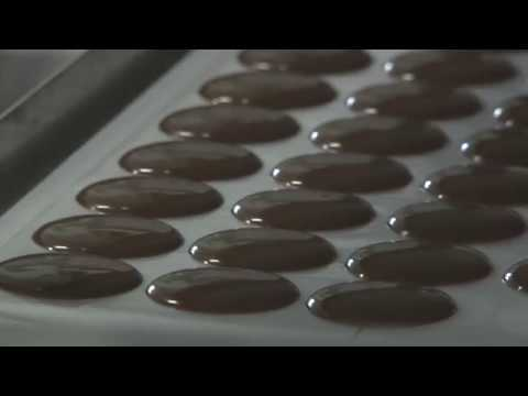 В Павловском Посаде выпускают шоколадные конфеты