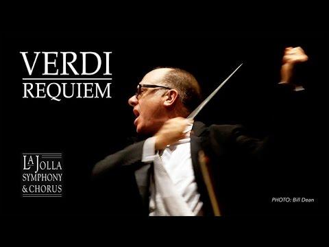 Verdi's Requiem - La Jolla Symphony and Chorus