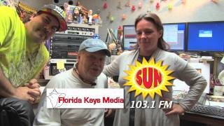 TV 88 Television commercial for SUN Radio 103.1 in The Florida Keys