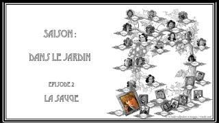 Visites confinées des GIBFC - Saison dans le jardin - épisode 3 - La sauge by Charlotte