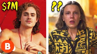 Stranger Things Cast: Salaries Ranked From Lowest To Highest