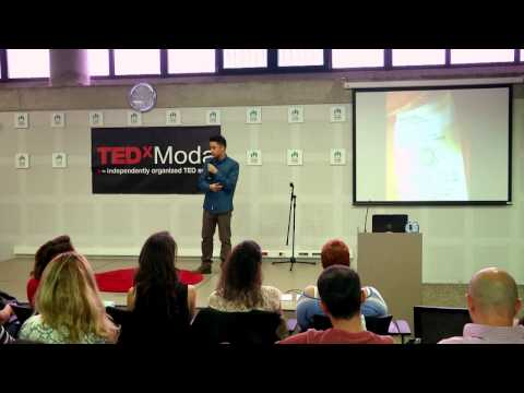 Connecting global conscious through clothing | Jeremy Pingul | TEDxModaSalon