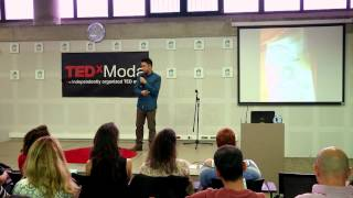 Connecting global conscious through clothing   Jeremy Pingul   TEDxModaSalon
