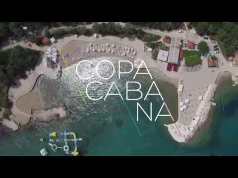 Copacabana Aerial View