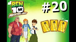 EVERY SUMO SLAMMER CARD! Ben 10: Protector of Earth (Wii) Gameplay part 20