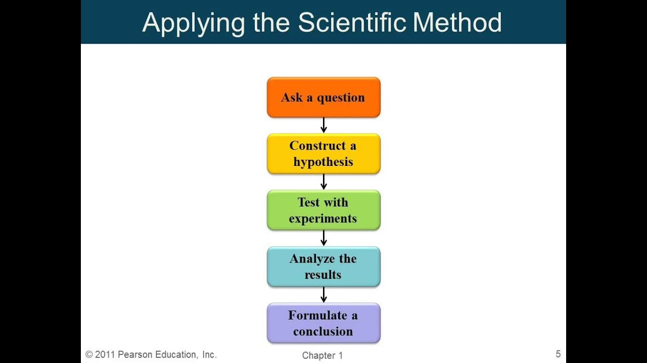 description of the scientific method Scientific method - a method of investigation involving observation and theory to test scientific hypotheses experimental method - the use of controlled observations and measurements to test hypotheses methodology - the system of methods followed in a particular discipline translations.