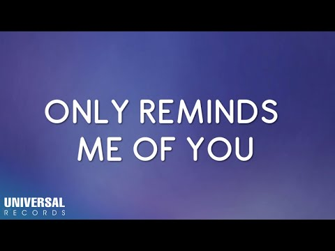 Jed Madela - Only Reminds Me Of You (Official Lyric Video)