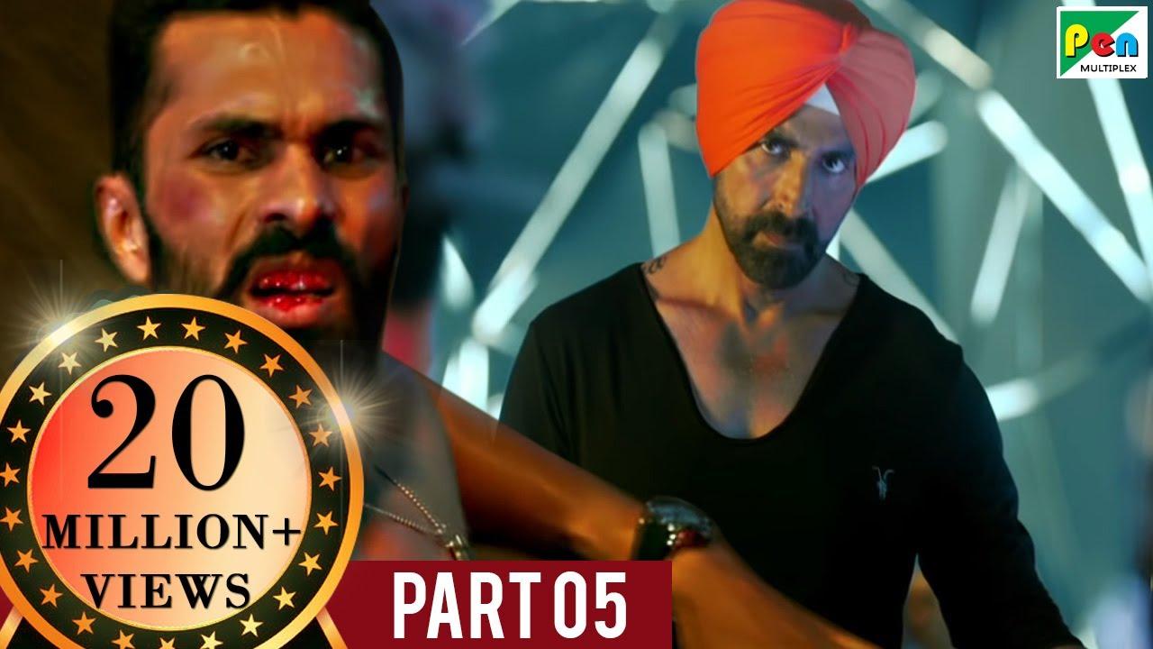 Download Singh Is Bliing (2015) | Akshay Kumar, Amy Jackson, Lara Dutta | Hindi Movie Part 5 of 10 | HD 1080p