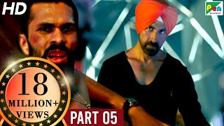 Singh Is Bliing (2015) | Akshay Kumar, Amy Jackson, Lara Dutta | Hindi Movie Part 5 of 10 | HD 1080p