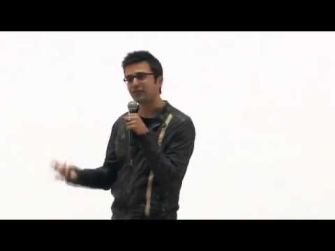 ▶ 3 Days that changed my life - Sandeep Maheshwari at IIT Kanpur - Inspirational Session