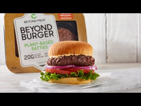 Beyond Meat is making an even 'meatier' plant-based burger