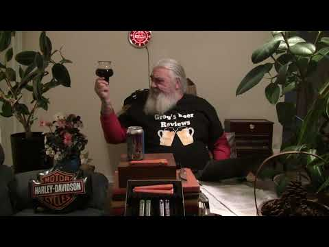 Beer Review # 2955 11 Below Brewing 2017 Big Mistake BA Russian Imperial Stout
