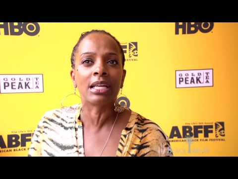 Vanessa Bell Calloway Interview |  ABFF 2012