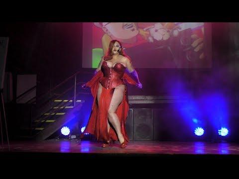 Kiki La Chanteuse - Jessica Rabbit - 4/13/2018