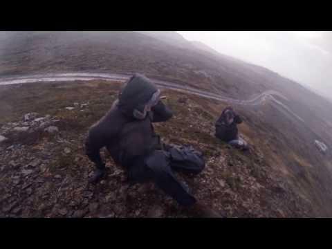 Windy Iceland