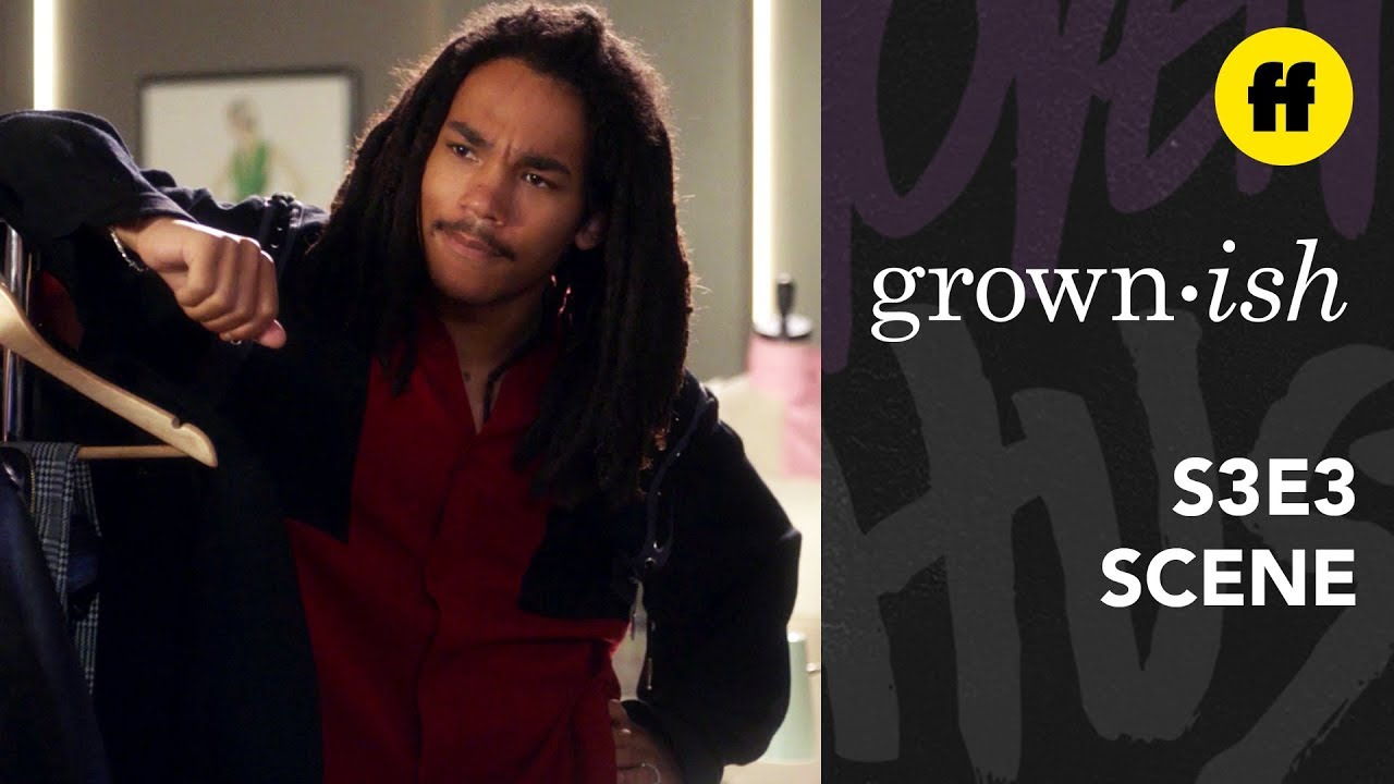 Download grown-ish Season 3, Episode 3 | Zoey's Favor for Luca Goes Wrong | Freeform