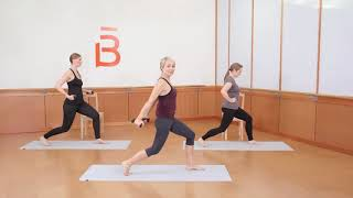 Barre3 Total Body in 10 with Sadie Lincoln