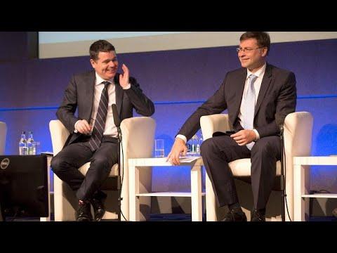 euronews (em português): Donohoe sucede a Centeno no Eurogrupo
