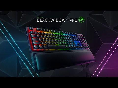 Razer BlackWidow V3 Pro   Feel The Difference