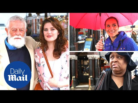 We sent a couple with a 42-year age gap on a date...but what did the public think?