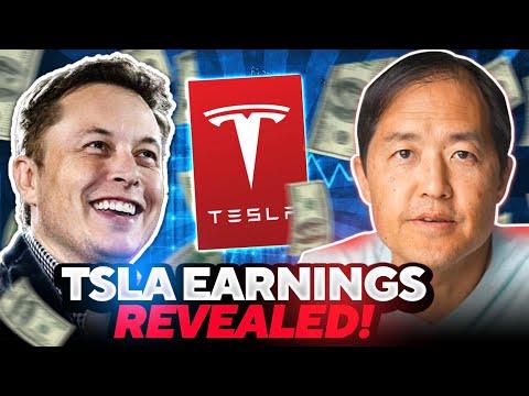 Tesla Earnings: Live