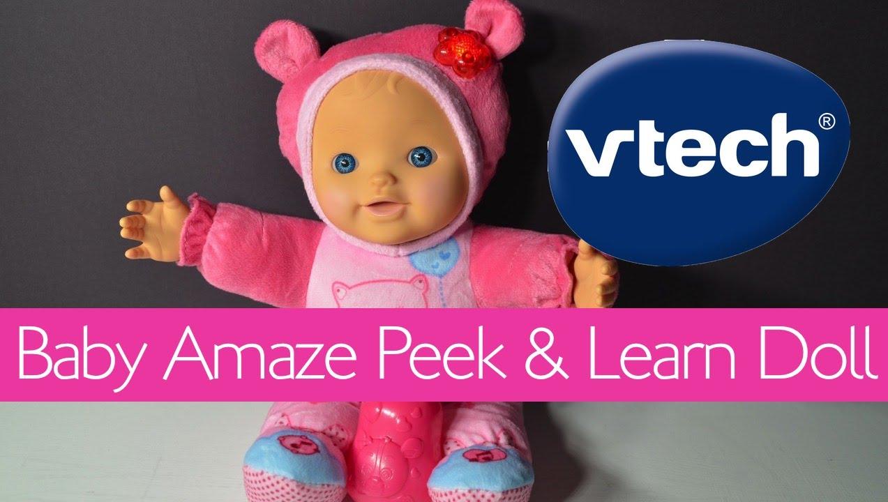 Amazon.com: Customer reviews: VTech Baby Amaze Peek and ...