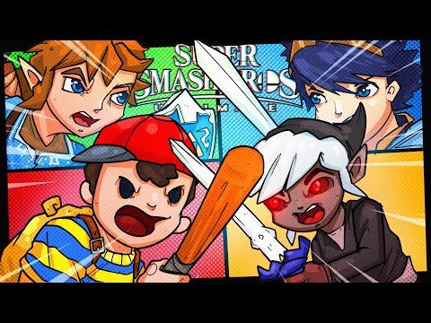 EVERYONE TEAM UP AGAINST DR LUPO! - Super Smash Brothers Ultimate!