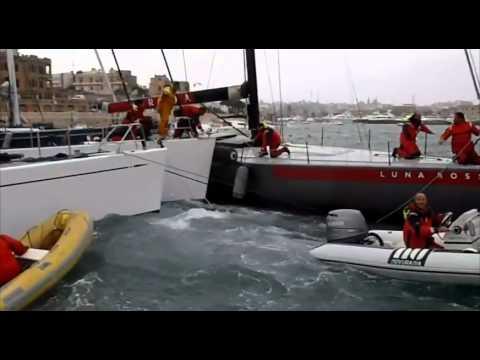 Rolex middle sea race 2011