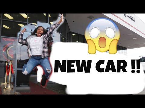 I GOT A NEW CAR!!! / Drive With Me / Mommy Vlogger