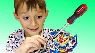 Волтраек В4 разобрал на запчасти!  Воскресный конкурс от Тим Витыч /видео для детей