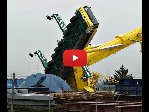 Crane Accident Crane Fail Compilation Including India