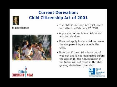 Citizenship and Children Webinar