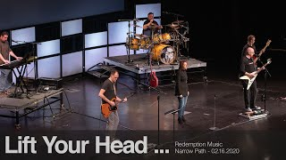 Redemption Music: Lift Your Head Weary Sinner (Chains) [Narrow Path]