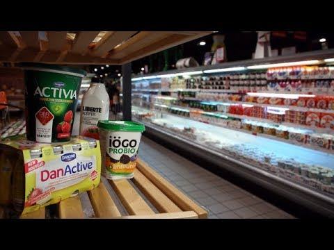Is probiotic yogurt effective? (Marketplace)