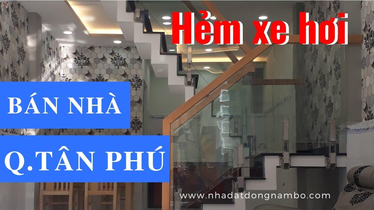 Bán nhà hẻm 76 Nguyễn Sơn, Phú Thọ Hòa, quận Tân Phú. Hẻm rộng 5m, xe hơi tới nhà - ĐÃ BÁN