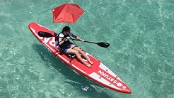 Saturn Inflatable Stand Up Paddle Board SUP