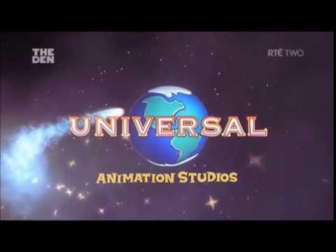 Amblin Entertainment/Universal Animation Studios/NBC Universal Television Distribution Logos