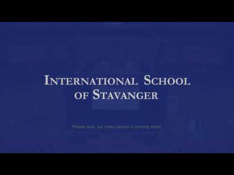 International School of Stavanger live stream