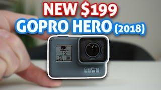 Video New $199 GoPro HERO (2018) In-Depth Review! download MP3, 3GP, MP4, WEBM, AVI, FLV Oktober 2018