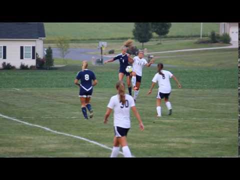 Kaylie's Quick Step Girls Varsity Soccer Montoursville Area Senior High School Class 2018